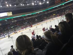 Deborah attended Kansas City Mavericks vs. Allen Americans - ECHL on Dec 10th 2017 via VetTix