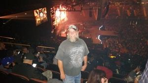 Tommy attended Guns N' Roses: Not in This Lifetime Tour on Nov 29th 2017 via VetTix