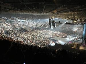 Vy attended Guns N' Roses: Not in This Lifetime Tour on Nov 29th 2017 via VetTix