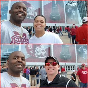 marvin attended Big 12 Championship Game - TCU vs. Oklahoma on Dec 2nd 2017 via VetTix