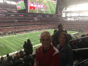Stephen attended Big 12 Championship Game - TCU vs. Oklahoma on Dec 2nd 2017 via VetTix