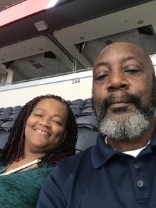 Dwayne attended Big 12 Championship Game - TCU vs. Oklahoma on Dec 2nd 2017 via VetTix