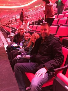 David attended Katy Perry: Witness the Tour on Dec 6th 2017 via VetTix