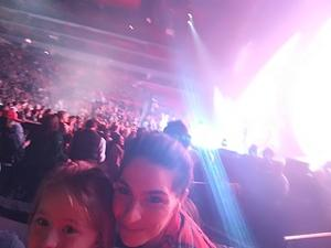 Grateful attended Katy Perry: Witness the Tour on Dec 6th 2017 via VetTix