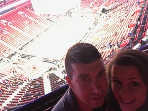 Andrew attended Detroit Pistons vs. Indiana Pacers - NBA on Dec 26th 2017 via VetTix