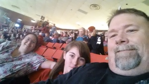 DARRELL attended Oklahoma Sooners vs. Northwestern - NCAA Men's Basketball on Dec 22nd 2017 via VetTix