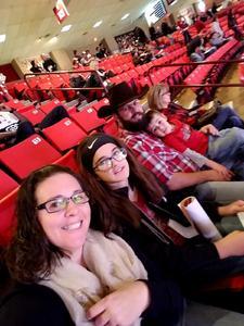 Bryan attended Oklahoma Sooners vs. Northwestern - NCAA Men's Basketball on Dec 22nd 2017 via VetTix