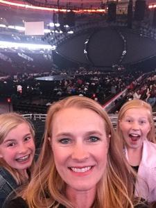 Jody attended Katy Perry: Witness the Tour on Dec 4th 2017 via VetTix
