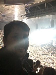 Matt attended Katy Perry: Witness the Tour on Dec 4th 2017 via VetTix