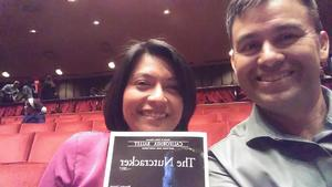 Paul attended The Nutcracker Performed by California Ballet Company on Dec 15th 2017 via VetTix