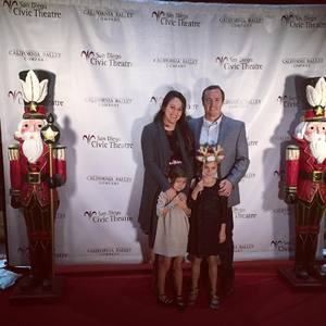 Kevin attended The Nutcracker Performed by California Ballet Company on Dec 15th 2017 via VetTix