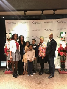 Rita attended The Nutcracker Performed by California Ballet Company on Dec 15th 2017 via VetTix
