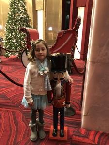 James attended The Nutcracker Performed by California Ballet Company on Dec 15th 2017 via VetTix