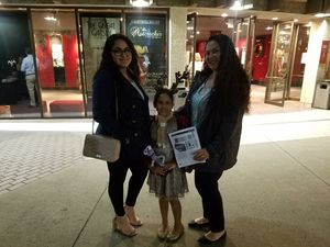 JOSE attended The Nutcracker Performed by California Ballet Company on Dec 15th 2017 via VetTix