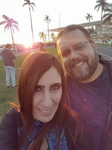 Edward attended 2017 Capital One Orange Bowl - Wisconsin Badgers vs. Miami Hurricanes - NCAA Football on Dec 30th 2017 via VetTix
