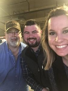 Tim attended PBR Iron Cowboy on Feb 24th 2018 via VetTix