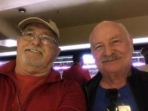 Kenneth attended Arizona Coyotes vs. Tampa Bay Lightning - NHL on Dec 14th 2017 via VetTix