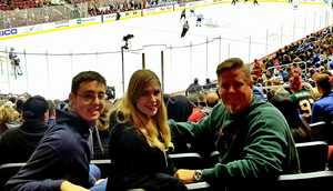 John attended Arizona Coyotes vs. Tampa Bay Lightning - NHL on Dec 14th 2017 via VetTix