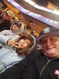 Darryl attended Arizona Coyotes vs. Tampa Bay Lightning - NHL on Dec 14th 2017 via VetTix