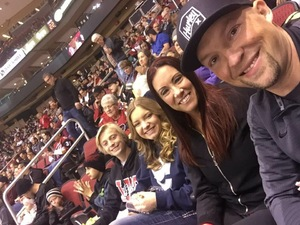 Dan attended Arizona Coyotes vs. Tampa Bay Lightning - NHL on Dec 14th 2017 via VetTix