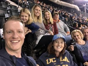 Kevin attended 2017 Cactus Bowl - Kansas State Wildcats vs. UCLA Bruins - NCAA Football on Dec 26th 2017 via VetTix