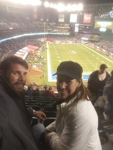 GREGORY attended 2017 Cactus Bowl - Kansas State Wildcats vs. UCLA Bruins - NCAA Football on Dec 26th 2017 via VetTix