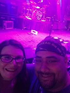 Victor attended LA Guns - Live in Concert on Jan 26th 2018 via VetTix