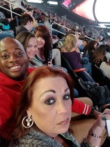 Jeremias attended Katy Perry: Witness the Tour on Dec 12th 2017 via VetTix