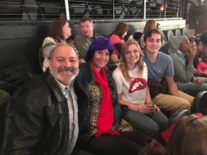 Robert attended Katy Perry: Witness the Tour on Dec 12th 2017 via VetTix