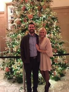 Robert attended The Nutcracker - Presented by Texas Ballet Theater on Dec 10th 2017 via VetTix