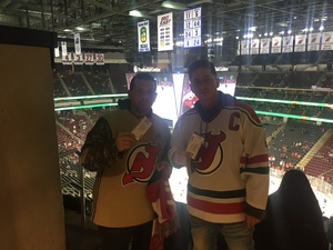 Steven attended New Jersey Devils vs. Washington Capitals - NHL - 21 Squad Tickets With Player Meet & Greet! on Jan 18th 2018 via VetTix