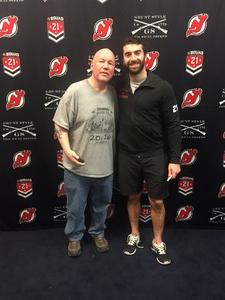 John attended New Jersey Devils vs. Montreal Canadians - NHL - 21 Squad Tickets With Player Meet & Greet! on Mar 6th 2018 via VetTix