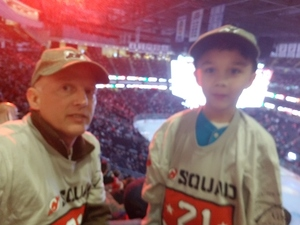 Stanley attended New Jersey Devils vs. Montreal Canadians - NHL - 21 Squad Tickets With Player Meet & Greet! on Mar 6th 2018 via VetTix