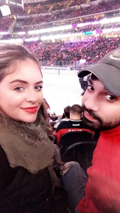 Robin attended New Jersey Devils vs. Dallas Stars - NHL on Dec 15th 2017 via VetTix