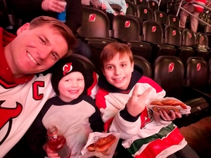 Mark attended New Jersey Devils vs. Dallas Stars - NHL on Dec 15th 2017 via VetTix