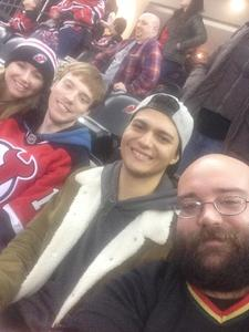 William attended New Jersey Devils vs. Dallas Stars - NHL on Dec 15th 2017 via VetTix