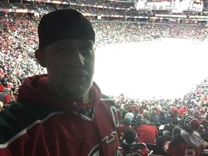Michael attended New Jersey Devils vs. Dallas Stars - NHL on Dec 15th 2017 via VetTix