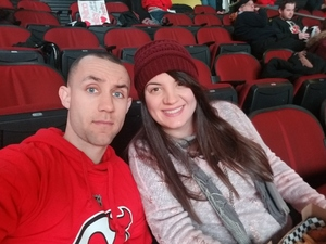 Robert attended New Jersey Devils vs. Dallas Stars - NHL on Dec 15th 2017 via VetTix