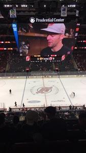 Kevin attended New Jersey Devils vs. Chicago Blackhawks - NHL on Dec 23rd 2017 via VetTix
