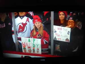 Pete attended New Jersey Devils vs. Chicago Blackhawks - NHL on Dec 23rd 2017 via VetTix