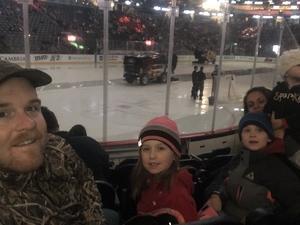 Jeremy attended New Jersey Devils vs. Detroit Red Wings - NHL on Dec 27th 2017 via VetTix