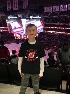 Craig attended New Jersey Devils vs. Detroit Red Wings - NHL on Dec 27th 2017 via VetTix