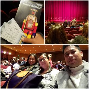 Christopher attended The Nutcracker - Presented by Symphony Silicon Valley on Dec 15th 2017 via VetTix