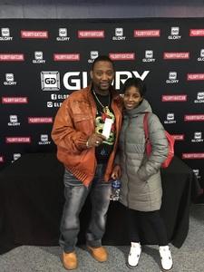 Winston attended Glory 50 Chicago - Kick Boxing - Presented by Glory World Series Kickboxing on Feb 16th 2018 via VetTix