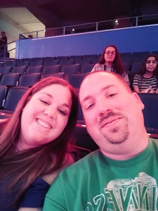 Matthew attended Katy Perry: Witness the Tour on Dec 15th 2017 via VetTix