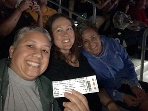 Maria attended Katy Perry: Witness the Tour on Dec 15th 2017 via VetTix