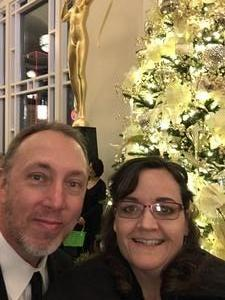 Jeffery attended The Nutcracker - Presented by Texas Ballet Theater on Dec 17th 2017 via VetTix