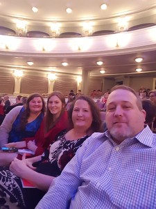 Christopher attended The Nutcracker - Presented by Texas Ballet Theater on Dec 17th 2017 via VetTix