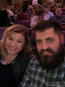 Patrick attended The Nutcracker - Presented by Texas Ballet Theater on Dec 17th 2017 via VetTix