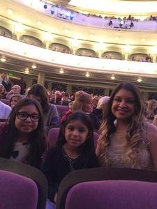 Ed attended The Nutcracker - Presented by Texas Ballet Theater on Dec 17th 2017 via VetTix